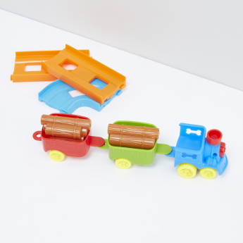 Baby Wheels Train Set