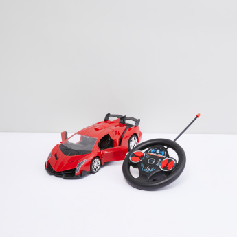 Races 1:14 Top Racing Series Playset