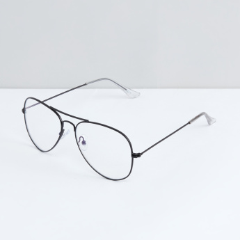 Full Rim Clear Lens Glasses