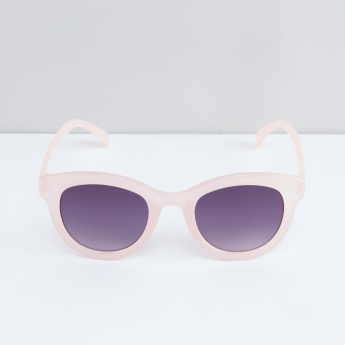 Full Rim Cat Eye Sunglasses