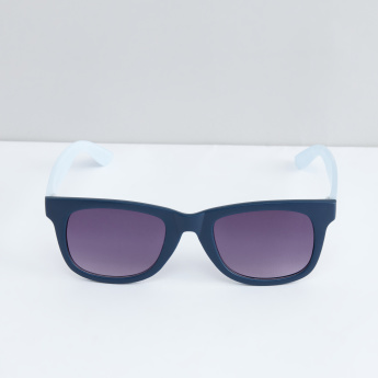 Printed Full Rim Sunglasses