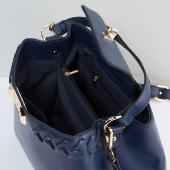Twist Lock Closure Handbag