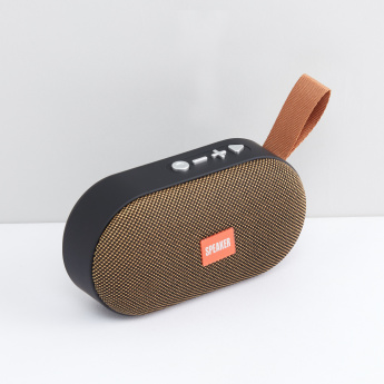 Wireless Speaker with Buttons