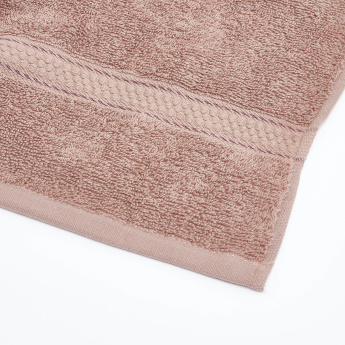 Textured Rectangular Bath Sheet