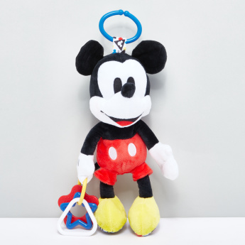 Mickey Mouse Shaped Plush Toy