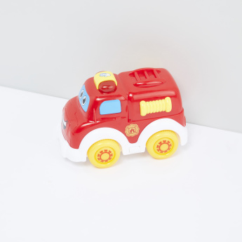Playgro Lights and Sounds Fire Truck Toy