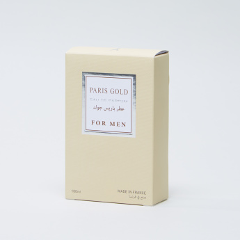 Paris Gold Eau De Parfum - 100 ml