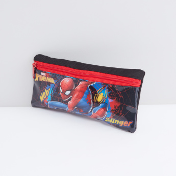 Spider-Man Printed 5-Piece School Accessory Set