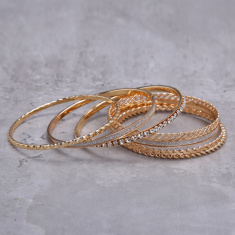 Assorted Bangle Set