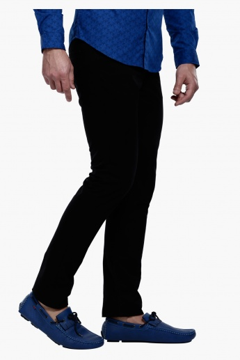 Full Length Pants in Slim Fit