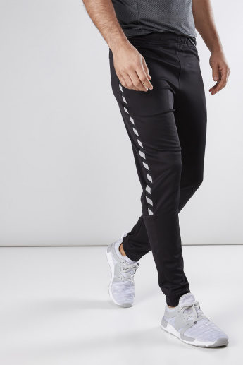 Side Tape Detail Track Pants