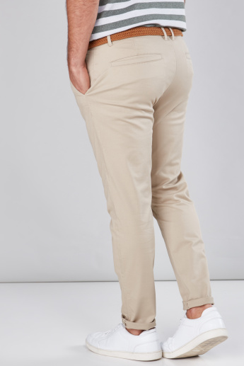 Pocket Detail Chinos
