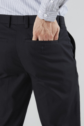 Pocket Detail Trousers