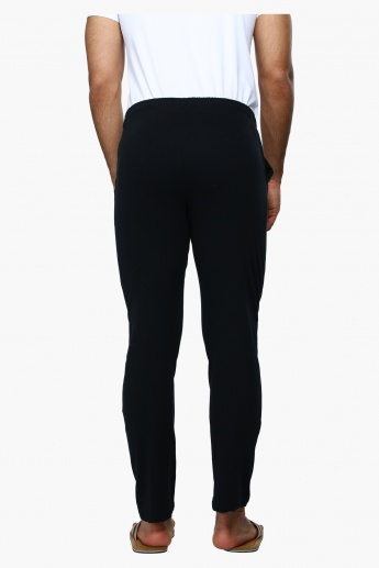 Track Pants with Elasticised Waistband