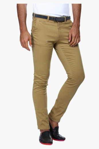 Full Length Skinny Fit Trousers