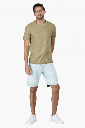 Short Sleeves T-Shirt with Short Sleeves