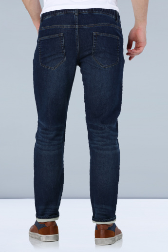 Low Rise Casual Jeans