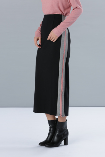 Maxi Skirt with Side Slit