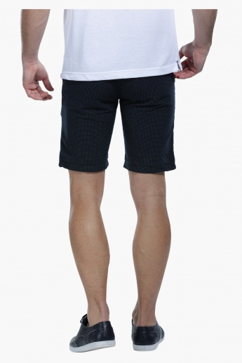 Printed Shorts in Slim Fit