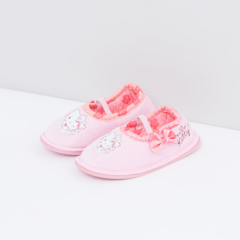 Hello Kitty Printed Ballerina Shoes