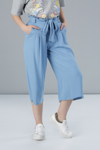 Culottes with Pocket Detail