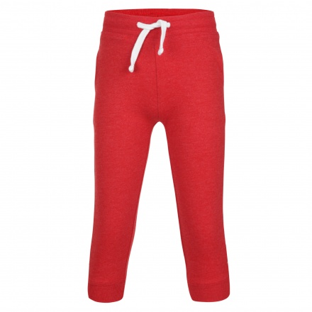 Elasticised Solid Colour Pants