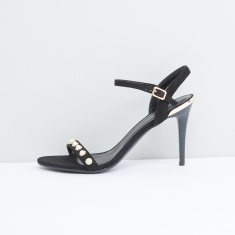 Pearl Detail Sandals
