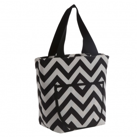 Dual Tone Lunch Tote