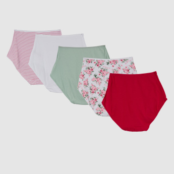 Assorted Hipster Briefs - Set of 5