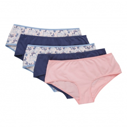 Bikini Briefs - Set of 5