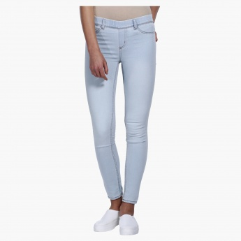 Full Length Jeggings in Slim Fit