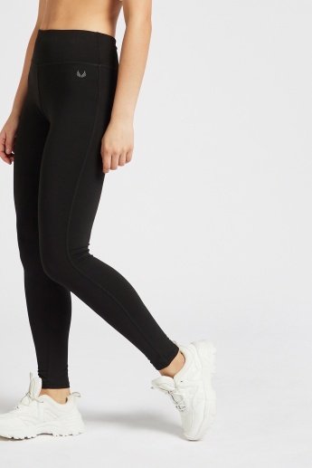 Activewear Leggings with Elasticised Waistband