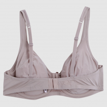 Soft Cup Double Moulded Bra