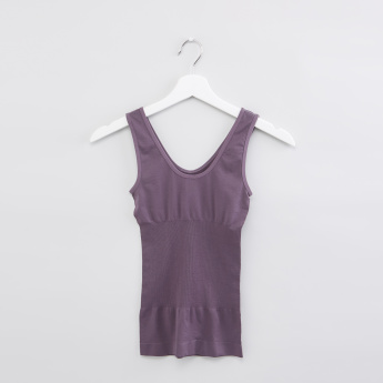Sleeveless Shaping Vest