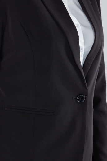 Long Sleeves Formal Blazer