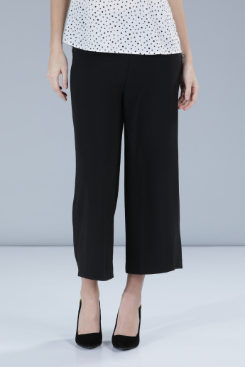 Culottes with Elasticised Waistband