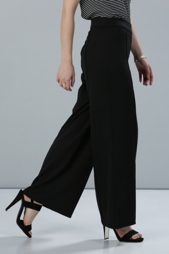 Palazzo Pants with Elasticised Waistband