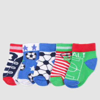 Socks - Set of 5