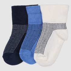 Woven Socks - Set of 5