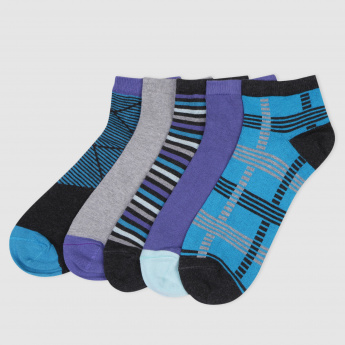 Ankle Socks - Set of 5