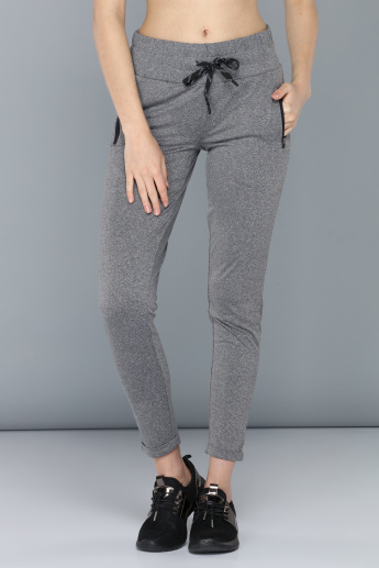 Full Length Track Pants with Elasticised Waistband