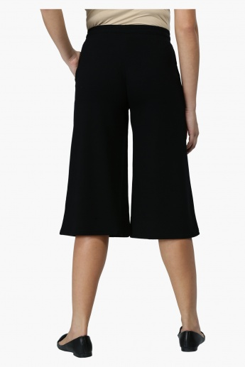 Culottes with Drawstring