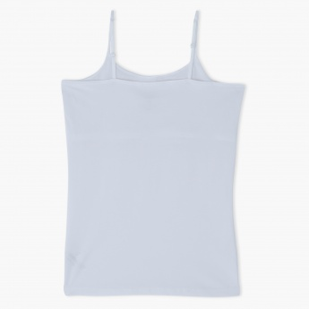 Sleeveless Round Neck Camisole