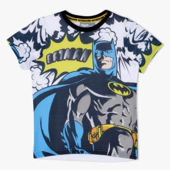Batman Printed Short Sleeves T-Shirt