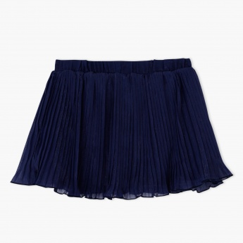 Skirt with Elasticised Waistband