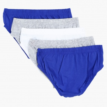 Assorted Briefs - Set of 5