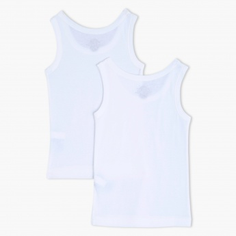 Sleeveless Vest - Set of 2